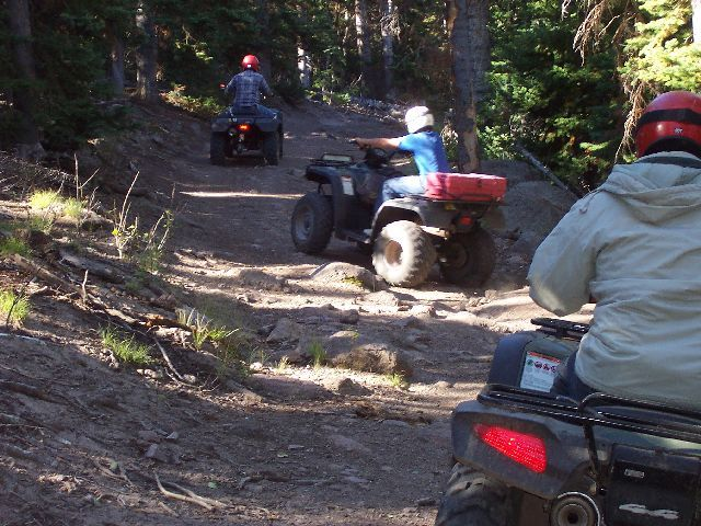 Paiute Trail Riding Picture 1