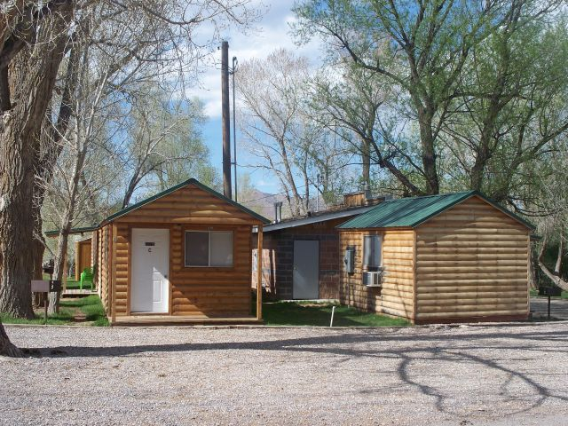 Camping Cabins Picture 1